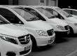 Taxi Graz, hire-a-car, autos-black and white-min